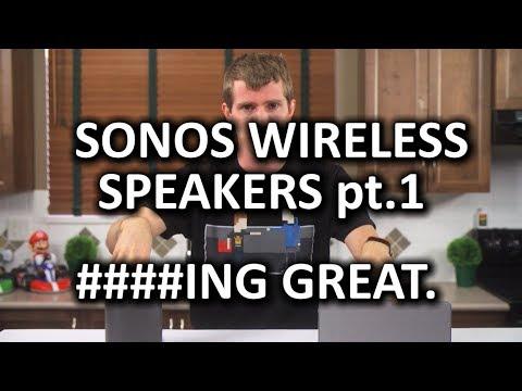 SONOS Wireless HiFi Speaker System Part 1 Mp3