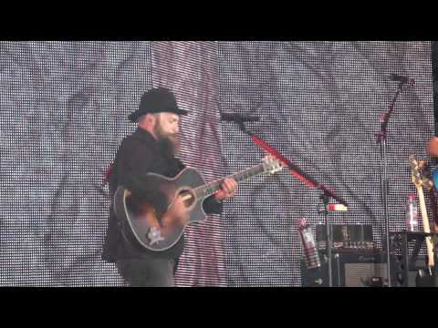 """Zac Brown Band """"'Stay (Wasting Time)' Dave Matthews Cover, Nationals Park 08.14.15"""
