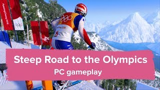 Steep: Road to the Olympics - gameplay