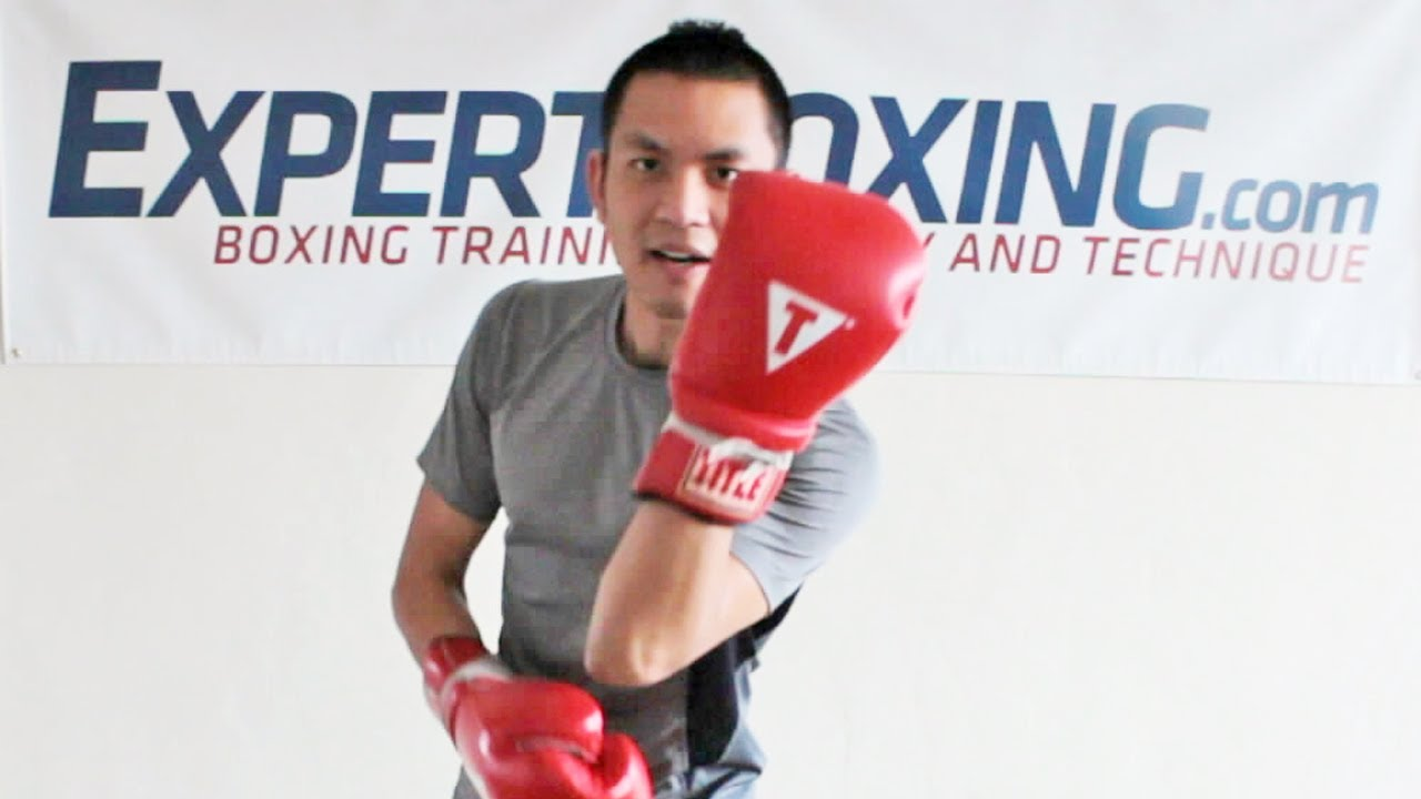 Uppercut Power Tips And Technique