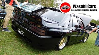 Rant Video: 1987 Holden VL Calais Director by HDT/Peter Brock