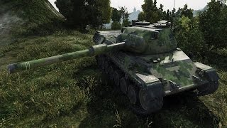 World of Tanks Leopard 1 - 8 Kills 10K Damage