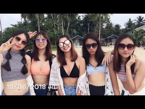 Tioman Island, Malaysia Travel Vlog 2018