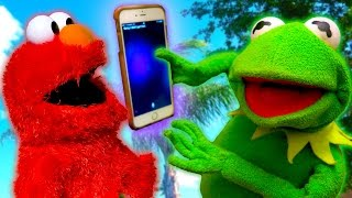 One of Are U Super Cereal's most viewed videos: Siri REJECTS Kermit the Frog and Elmo!