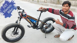 How to make bike at home