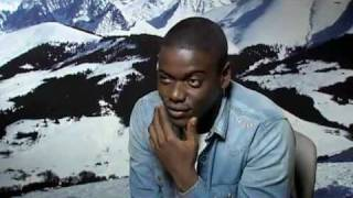 Daniel Kaluuya Johnny English Interviews from Fun Kids