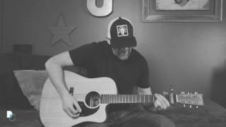 You Should Be Here Cole Swindell // Acoustic // Derek Cate Cover