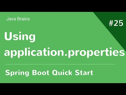 spring-boot-quick-start-25---using-application-properties