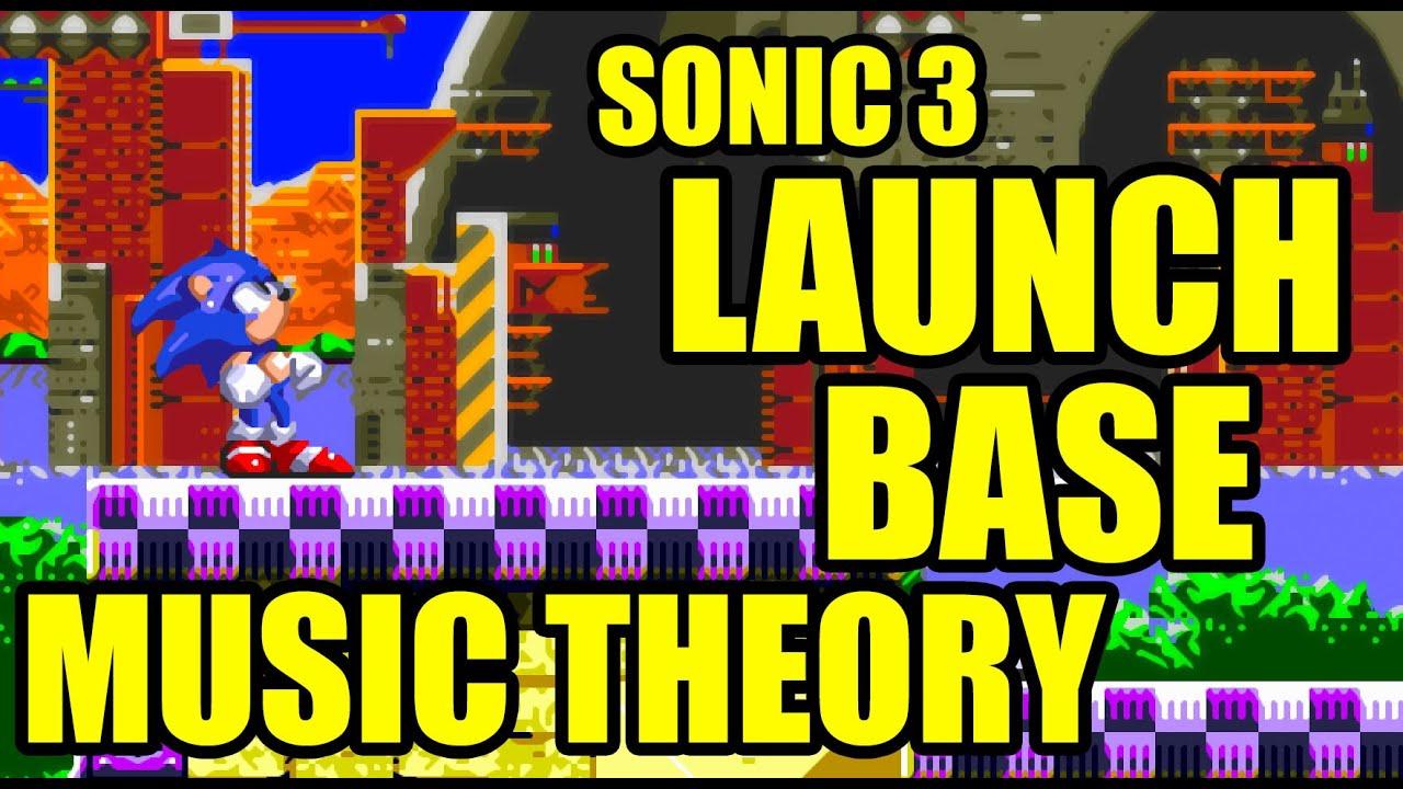 Sonic 3's Launch Base: Music Theory