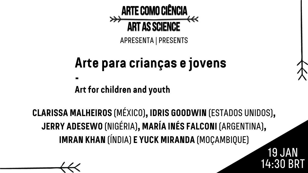 #05 | Arte para crianças e jovens