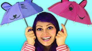 Lluvia lluvia Vete Ya + Más canciones para niños | Canciones infantiles | Lily Fresh Songs