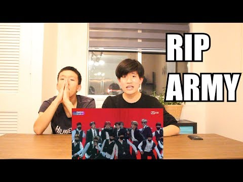 BTS 2017 MAMA Performance Reaction [THIS IS LEGENDARY!!!]