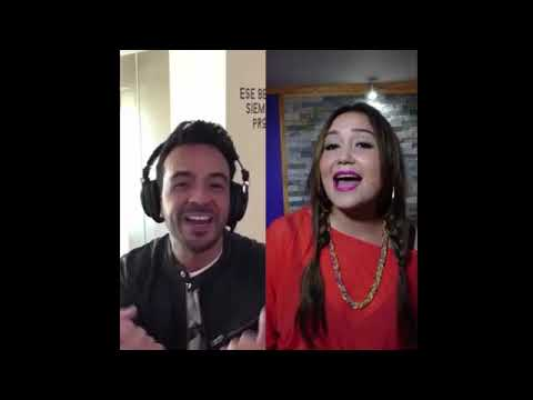 Luis Fonsi & Paula Rivas / Echame La Culpa (Smule)