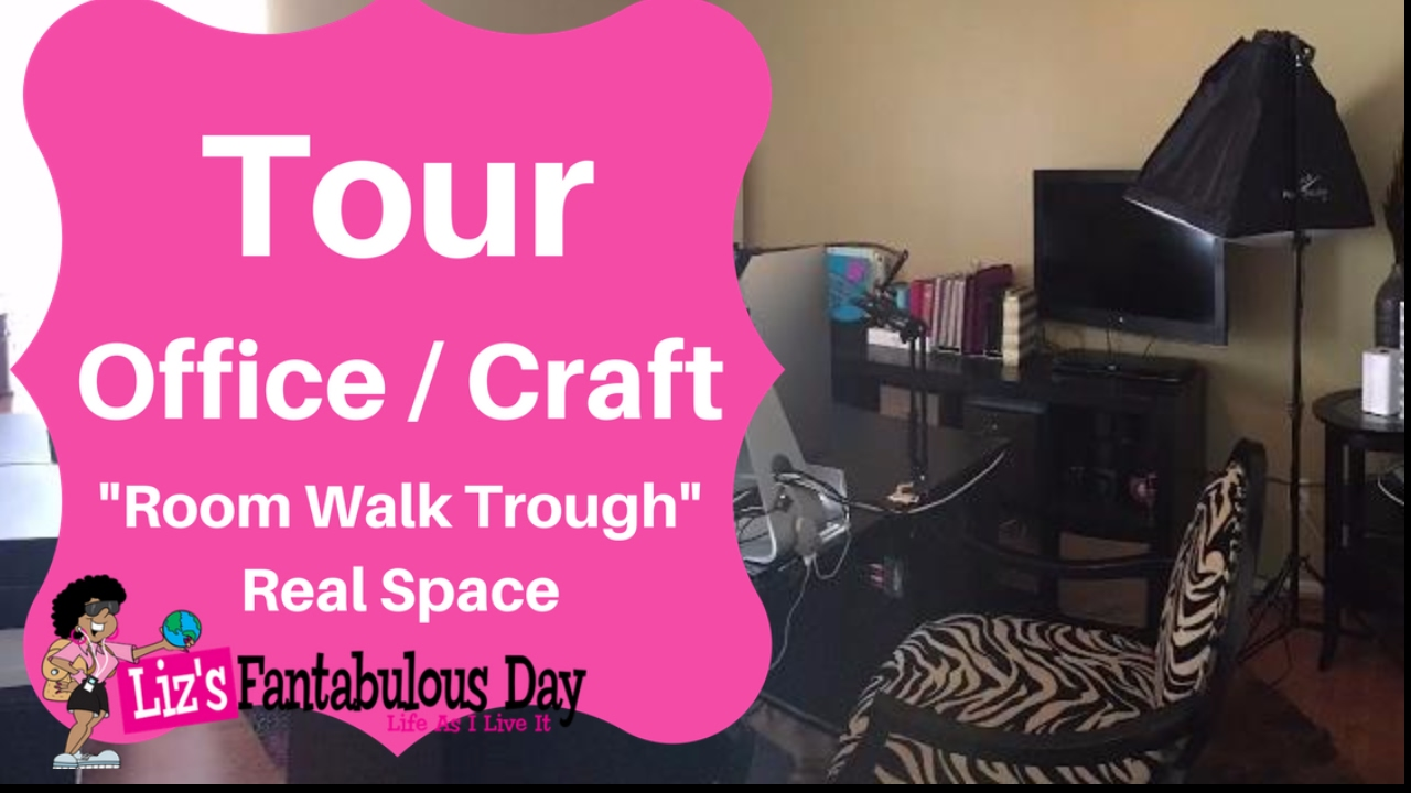 Office Tour, Craft Room Tour, Planning Space, All In One, Organize Your  Life, How To Organized