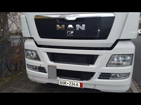 Покупка Man 18 440 в Германии.