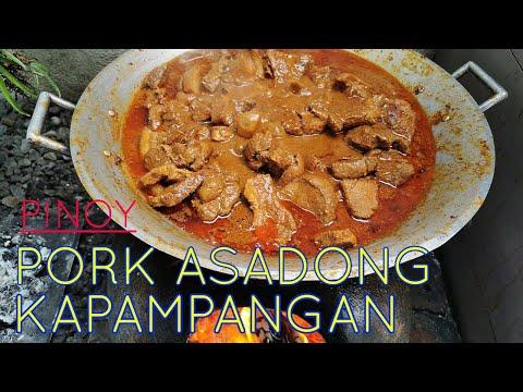 Pinoy Original Pork Asadong Kapampangan (Asadong Matua)