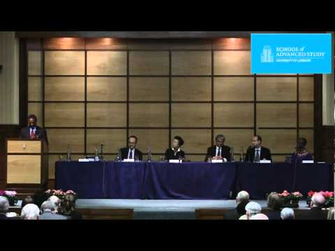 Guest Speaker HRH Princess Anne - Diamond Jubilee Seminar Series: The Monarchy and the Commonwealth