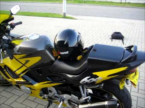 modified cbr 600 f3 stunt