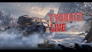 🔴🅻🅸🆅🅴 -World of tanks - Seara de WN8