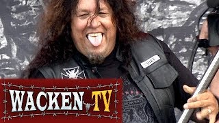 Testament - Full Show - Live at Wacken Open Air 2012