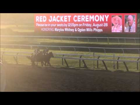 Court Savvy Breezes in Saratoga August 26th, 2015
