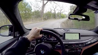 2015 BMW X6 M - WR TV POV Test Drive(The 2015 BMW X6 M will start at $103050, including $950 Destination and Handling, and will arrive in US showrooms in Spring, 2015. 0-60 mph happens in 4.0 ..., 2015-02-05T17:32:43.000Z)