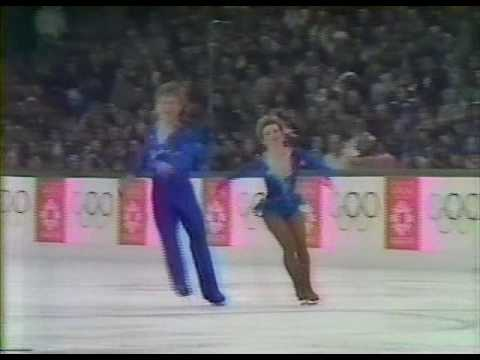 Underhill & Martini (CAN) - 1984 Sarajevo, Pairs' Long Program