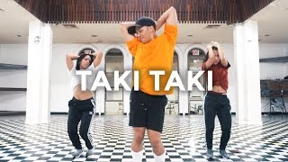 Video Taki Taki - DJ Snake feat. Ozuna, Cardi B, Selena Gomez (Dance Video) | @besperon Choreography download MP3, 3GP, MP4, WEBM, AVI, FLV November 2018