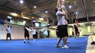 Cheerleading Motivation: College Nationals 2013 (Northwest Missouri State University)