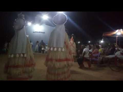 Festejo de São Gonçalo de Amarante no Km 42 em Santa Brígida bahiA com a presença dosíndiosPankararu