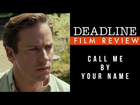Call Me By Your Name Review – Armie Hammer, Timothee Chalamet