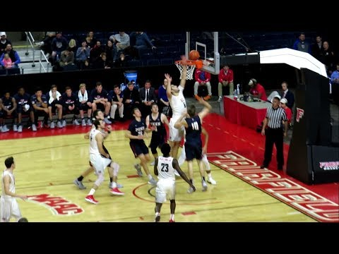 Penn Quakers vs Fairfield Stags - Men's Basketball Game - 2nd Half Video Highlights - Nov 11, 2017