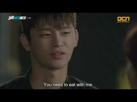 (Eng subs)OCN 38 Squad Ep.10/1 - Seo In Guk & Sooyoung cut - Awkward moment as fake husband & Wife