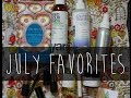 July Favorites 2015! Beauty/Skincare (Vegan, Cruelty Free, Natural, and Gluten Free)