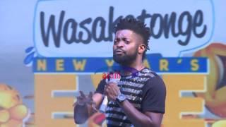 Hatari tupu...!! BASKET MOUTH alivyoitikisa Tanzania - 31/12/2017