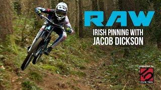 Gambar cover Irish DH Pinner -  Vital RAW - Jacob Dickson of Giant Factory Off-Road