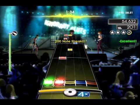 Frets on Fire: Mega Man 2 - Dr. Wily Stage 1/2 (Songe Le Reveur)