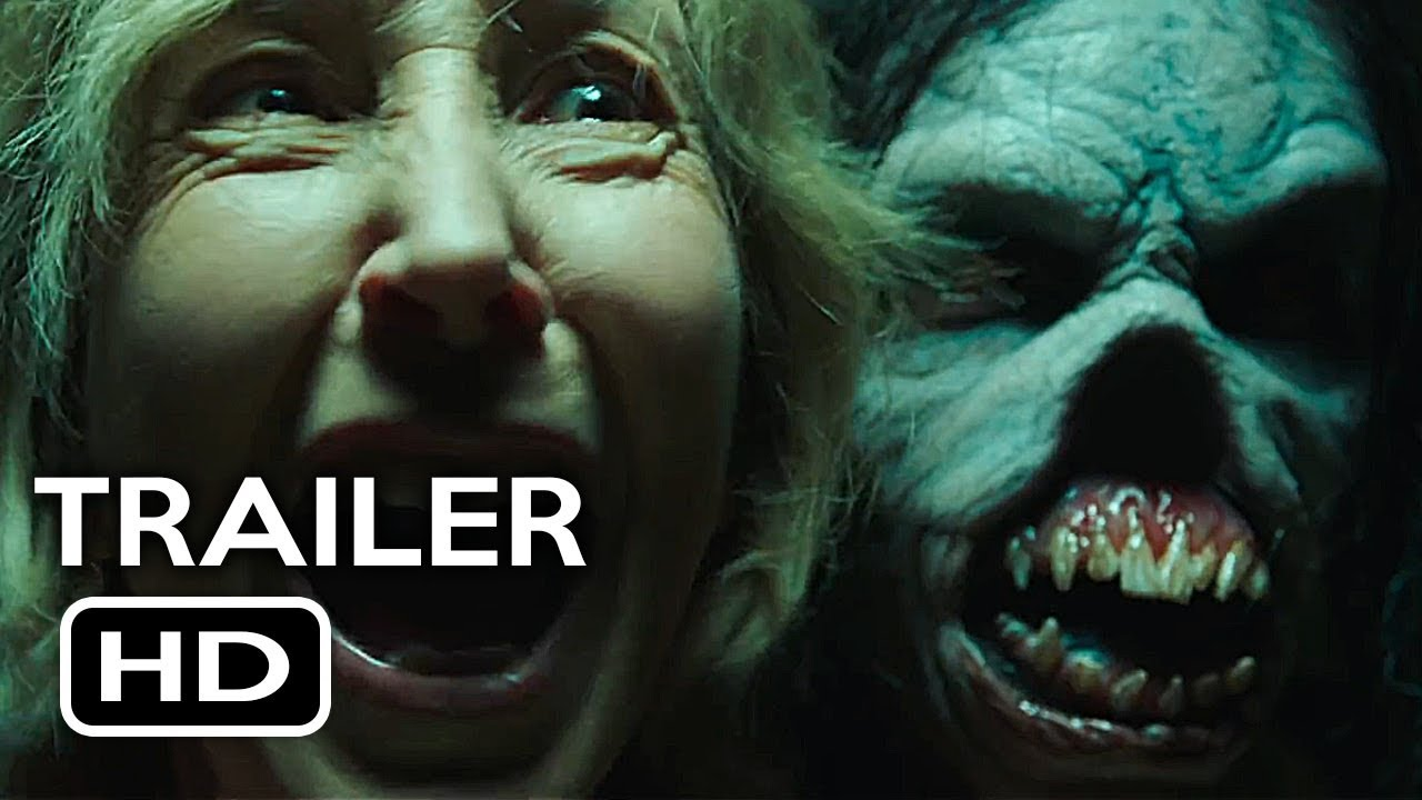 Horror Movies 2018 Poster: Insidious 4: The Last Key Official International Trailer