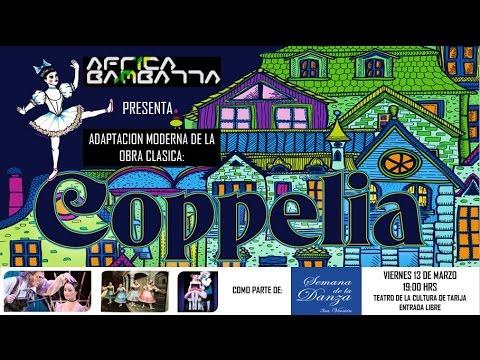 Coppelia (Academia de Street Dance Africa Bambatta)