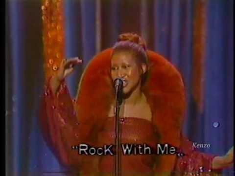 Aretha Franklin 1/4  1977.1.19