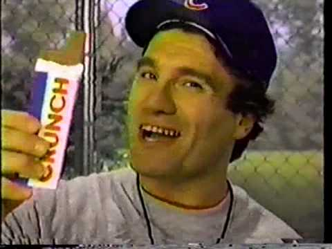 1980s Nestle Crunch Commercial