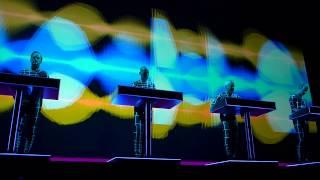 Kraftwerk - Computer liebe / Computer Love (Live - Full HD) @ Nuits Sonores, Lyon - France 2014