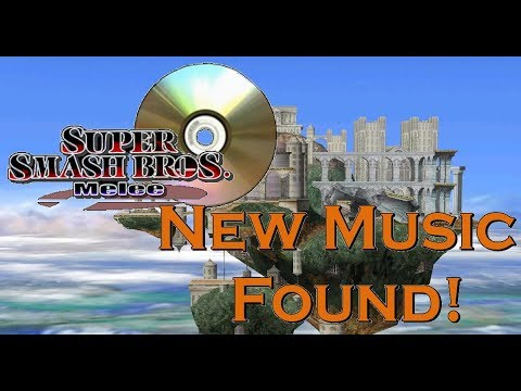 Super Smash Bros. Melee - Temple's LOST (and Found!) Music