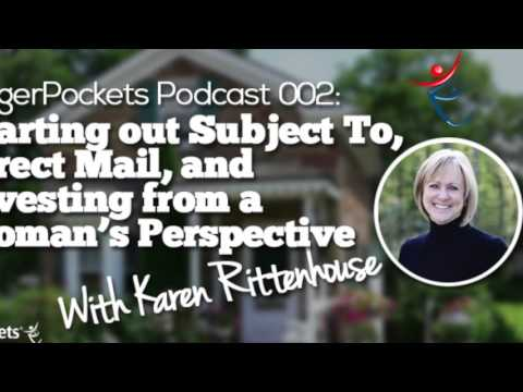 Subject To, Direct Mail, and Investing from a Woman's Perspective | BP Podcast 02