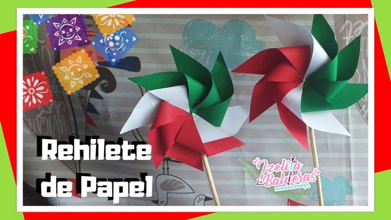 Download Rehilete De Papel Tricolor Mp3