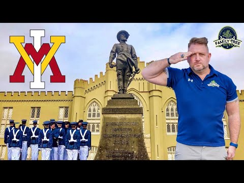 VIRGINIA MILITARY INSTITUTE (VMI) History, Genealogy, & Ancestry All Around Us!
