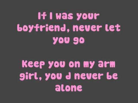 Song boyfriend with lyrics