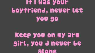Justin Bieber - Boyfriend (FULL SONG WITH LYRICS!!)
