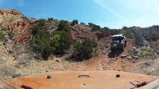 Palo Duro Canyon Jeep Jamboree 2014 - GOPR4188a
