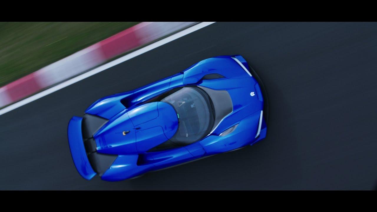 Nurburgring Record Electric Car